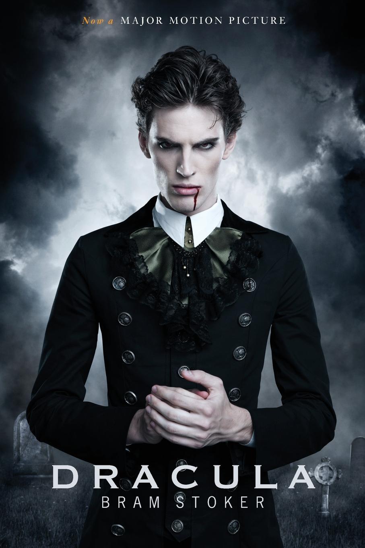 Bram Stoker Dracula. Now a Major Movie
