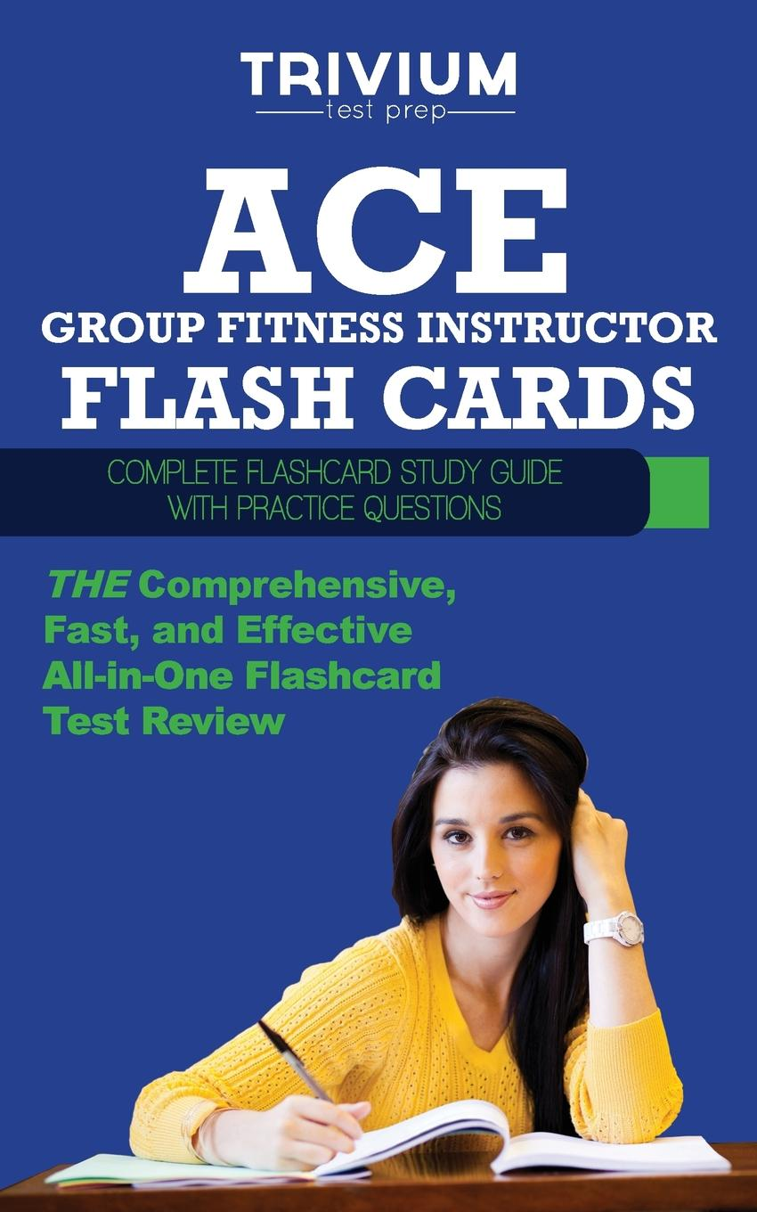 Trivium Test Prep ACE Group Fitness Instructor Flash Cards. Complete Flash Card Study Guide with Practice Test Questions модуль lenovo thinkserver sdhc flash assembly module to install up to 2xsd cards in rd550 rd650 td35