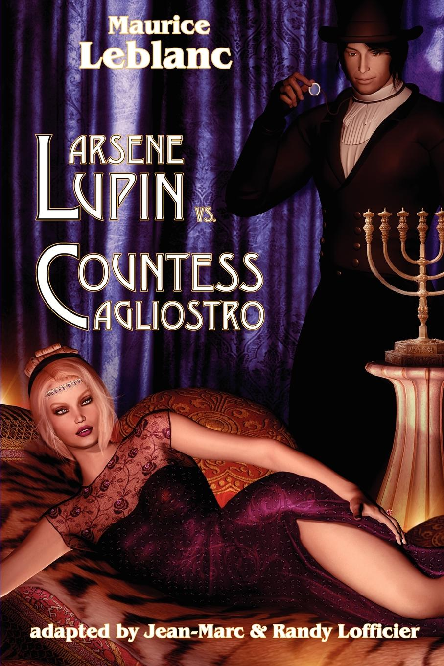 Maurice Leblanc Arsene Lupin Vs Countess Cagliostro set wonders in the new year s plaid