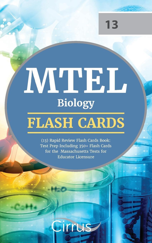 MTEL Biology Exam Prep Team MTEL Biology (13) Rapid Review Flash Cards Book. Test Prep Including 350. Flash Cards for the Massachusetts Tests for Educator Licensure nokotion original 813968 001 laptop mainboard for hp 15 af abl51 la c781p 813968 501 motherboard full test works