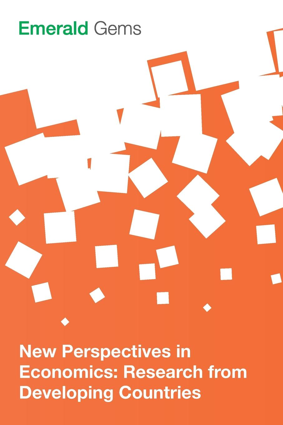 Emerald Group Publishing Limited New Perspectives in Economics. Research from Developing Countries недорго, оригинальная цена
