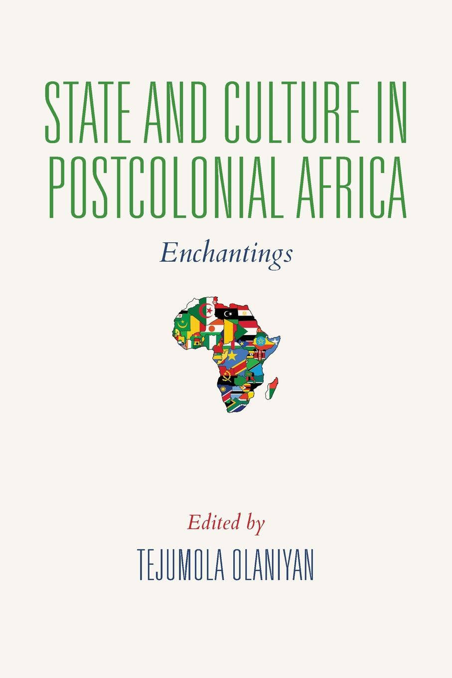 State and Culture in Postcolonial Africa. Enchantings digital culture in architecture