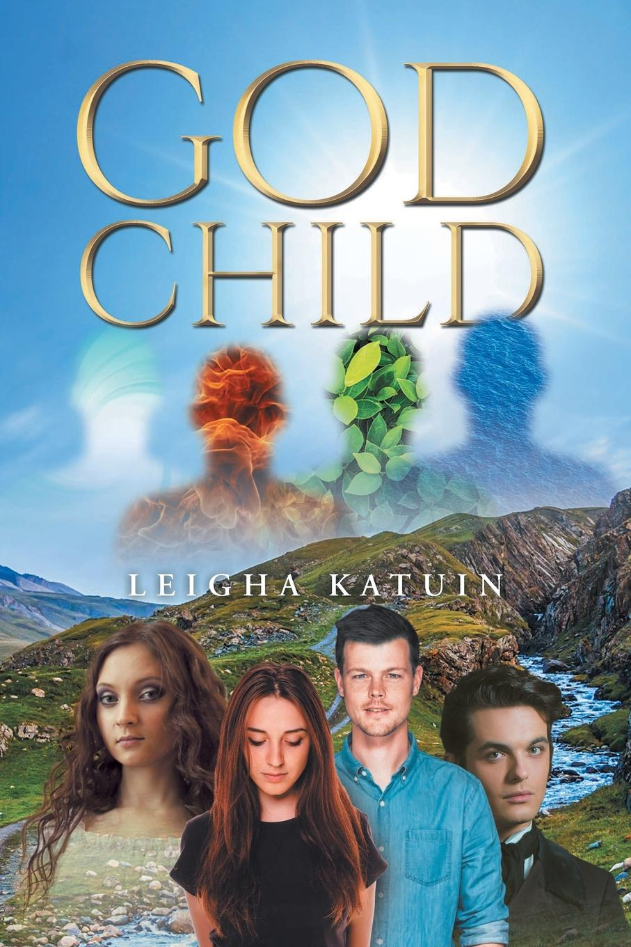Leigha Katuin God Child stand there she shouted