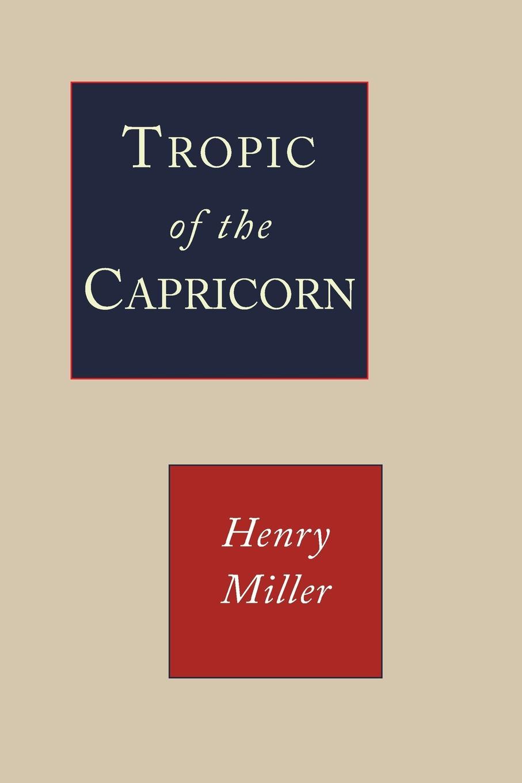 Henry Miller Tropic of Capricorn цена