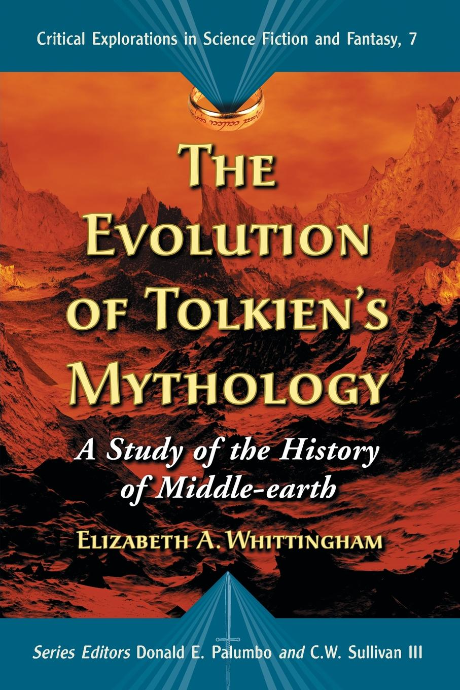 Elizabeth A Whittingham Evolution of Tolkiens Mythology. A Study of the History of Middle-Earth цена в Москве и Питере