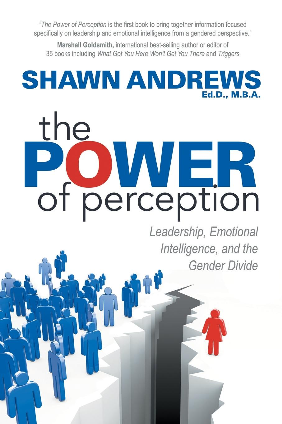 Shawn Andrews Power of Perception. Leadership, Emotional Intelligence, and the Gender Divide rachael robertson leading on the edge extraordinary stories and leadership insights from the world s most extreme workplace