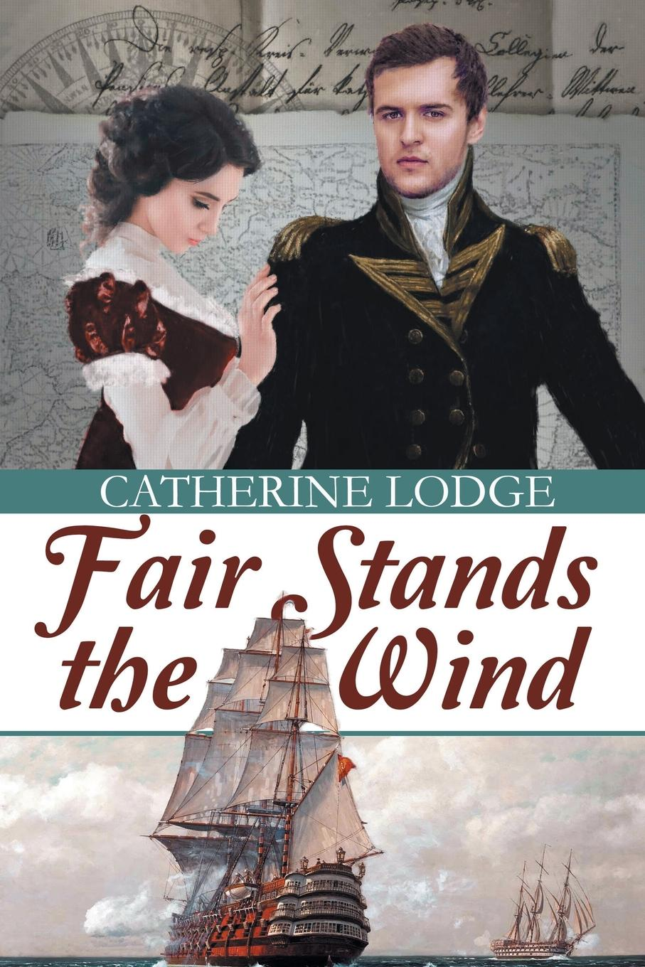Catherine Lodge Fair Stands the Wind elizabeth august a royal mission