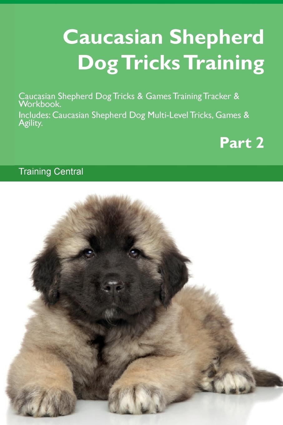 Training Central Caucasian Shepherd Dog Tricks Training Caucasian Shepherd Dog Tricks . Games Training Tracker . Workbook. Includes. Caucasian Shepherd Dog Multi-Level Tricks, Games . Agility. Part 2 this book loves you