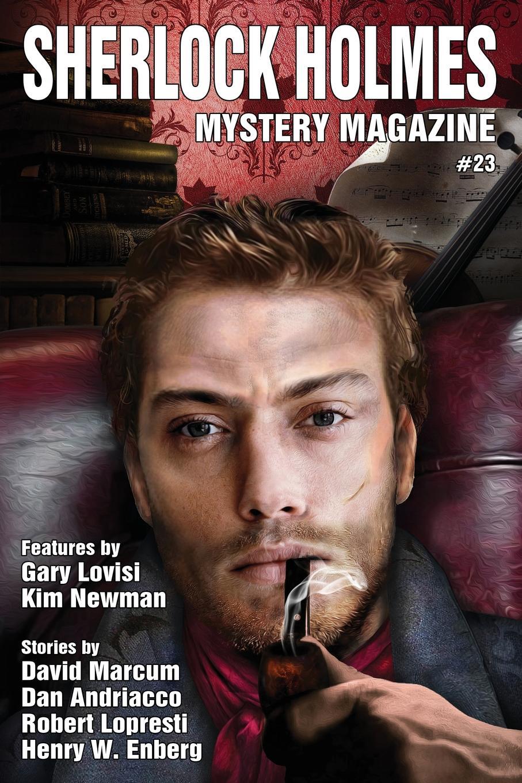 Sherlock Holmes Mystery Magazine .23 стоимость