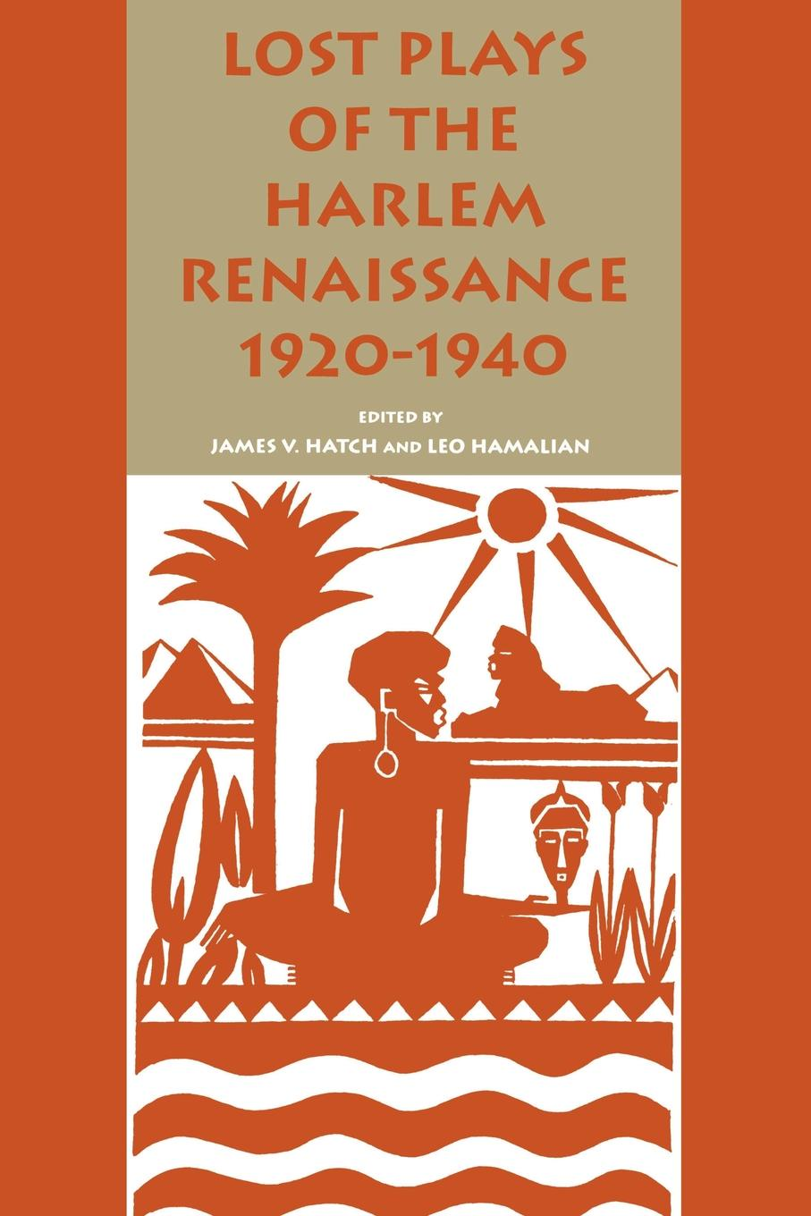 Lost Plays of the Harlem Renaissance, 1920-1940 plays
