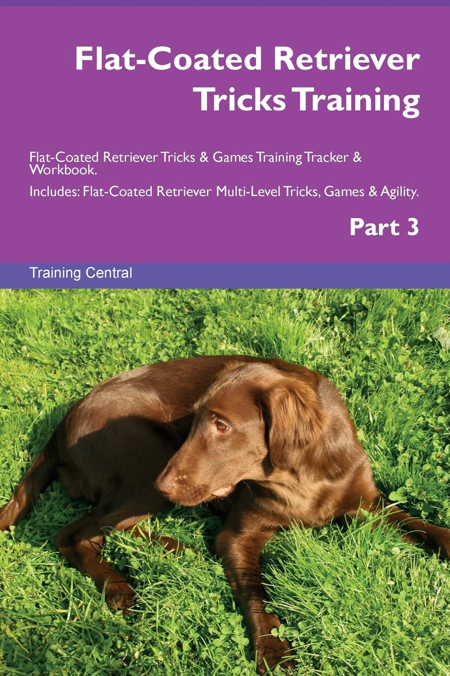 Training Central Flat-Coated Retriever Tricks Training Flat-Coated Retriever Tricks . Games Training Tracker . Workbook. Includes. Flat-Coated Retriever Multi-Level Tricks, Games . Agility. Part 3 this book loves you