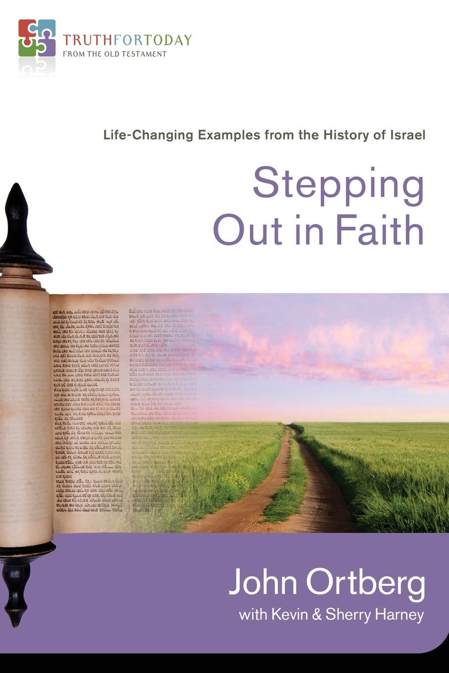 Фото - John Ortberg Stepping Out in Faith. Life-Changing Examples from the History of Israel active cut out elastic vest in navy