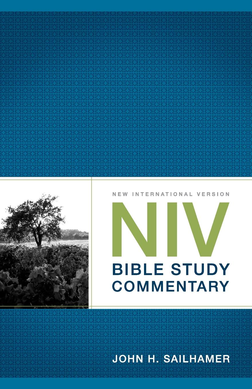 John H. Sailhamer NIV Bible Study Commentary