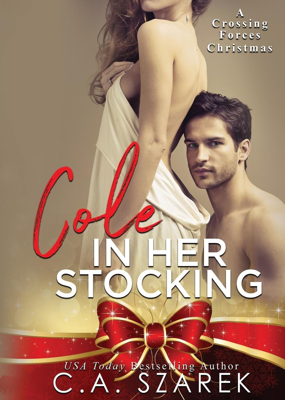 C.A. Szarek Cole in Her Stocking. A Crossing Forces Christmas rosy cole a house not made with hands