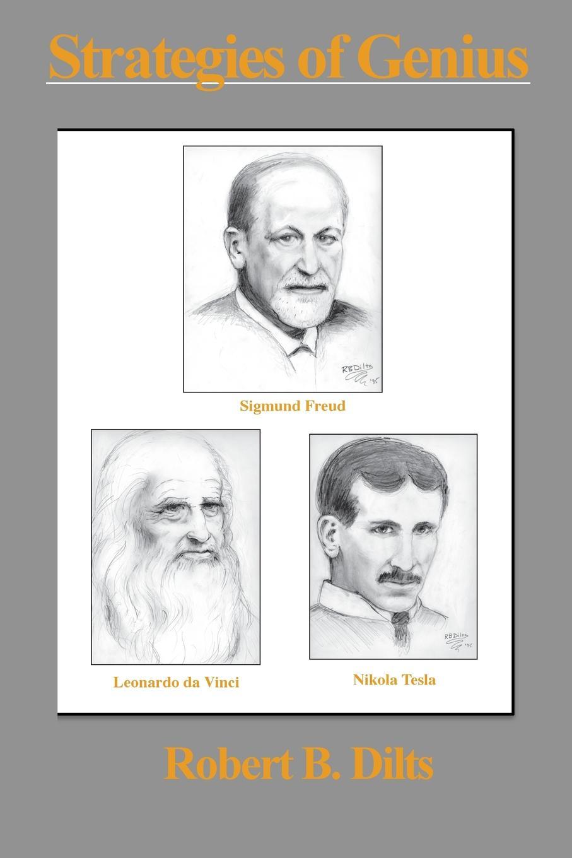Robert Brian Dilts Strategies of Genius. Volume III недорго, оригинальная цена