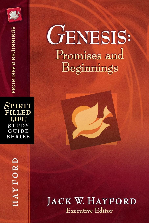 Jack W. Hayford Genesis. Promises and Beginnings недорго, оригинальная цена