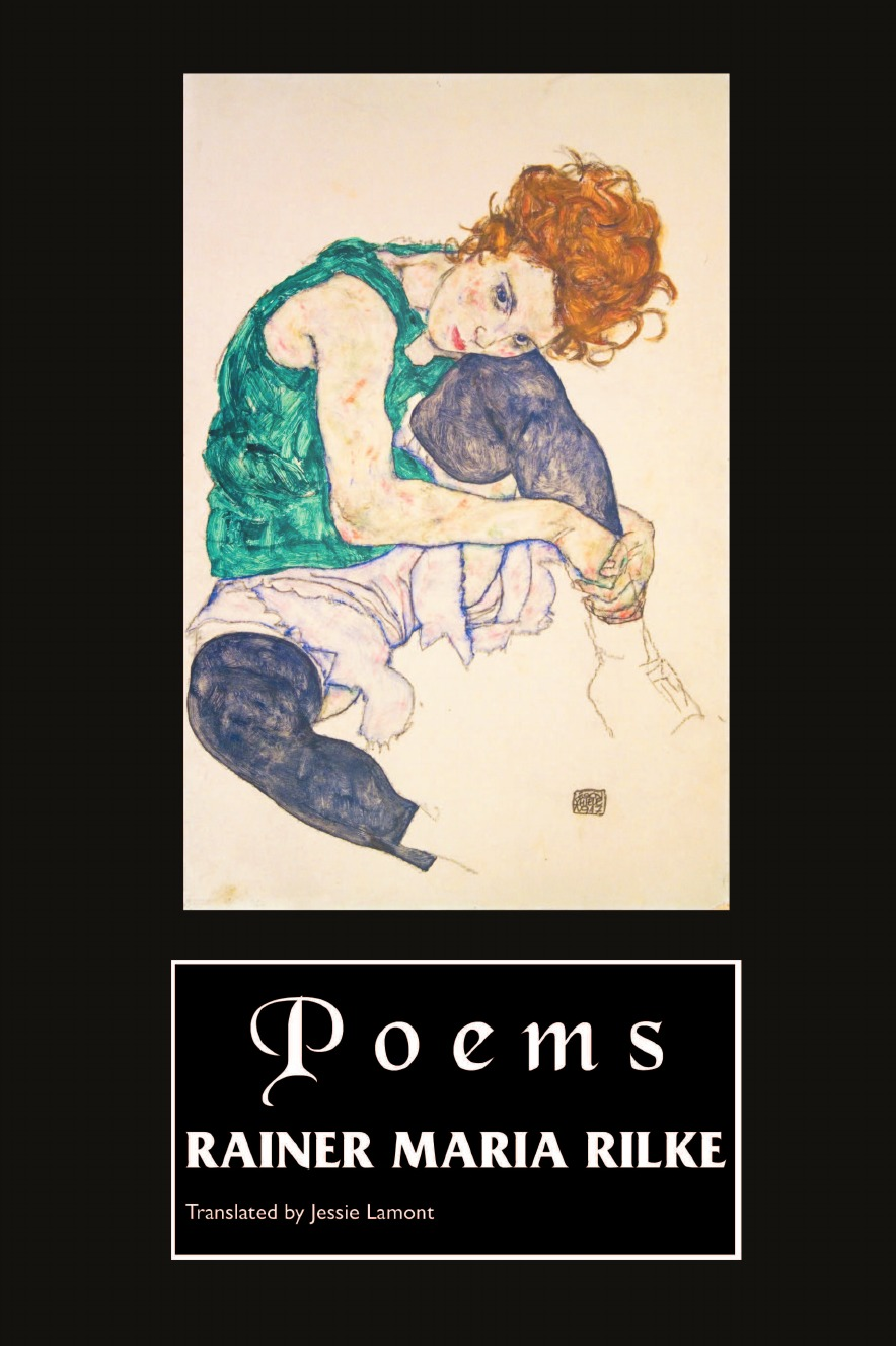 Rainer Maria Rilke, Jessie Lamont Poems maria m book one