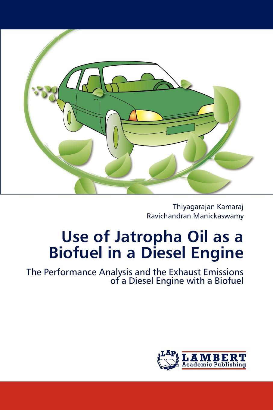 Kamaraj Thiyagarajan, Manickaswamy Ravichandran Use of Jatropha Oil as a Biofuel in a Diesel Engine itm engine components 057 1148 new oil pump