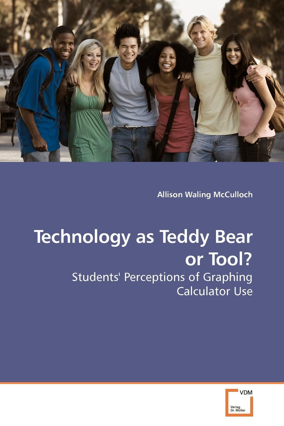 Allison Waling McCulloch Technology as Teddy Bear or Tool. цена