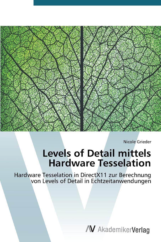 Grieder Nicole Levels of Detail mittels Hardware Tesselation rhinestone detail earrings 4pairs