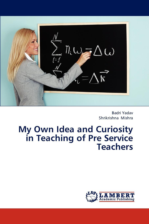 Yadav Badri, Mishra Shrikrishna My Own Idea and Curiosity in Teaching of Pre Service Teachers недорго, оригинальная цена