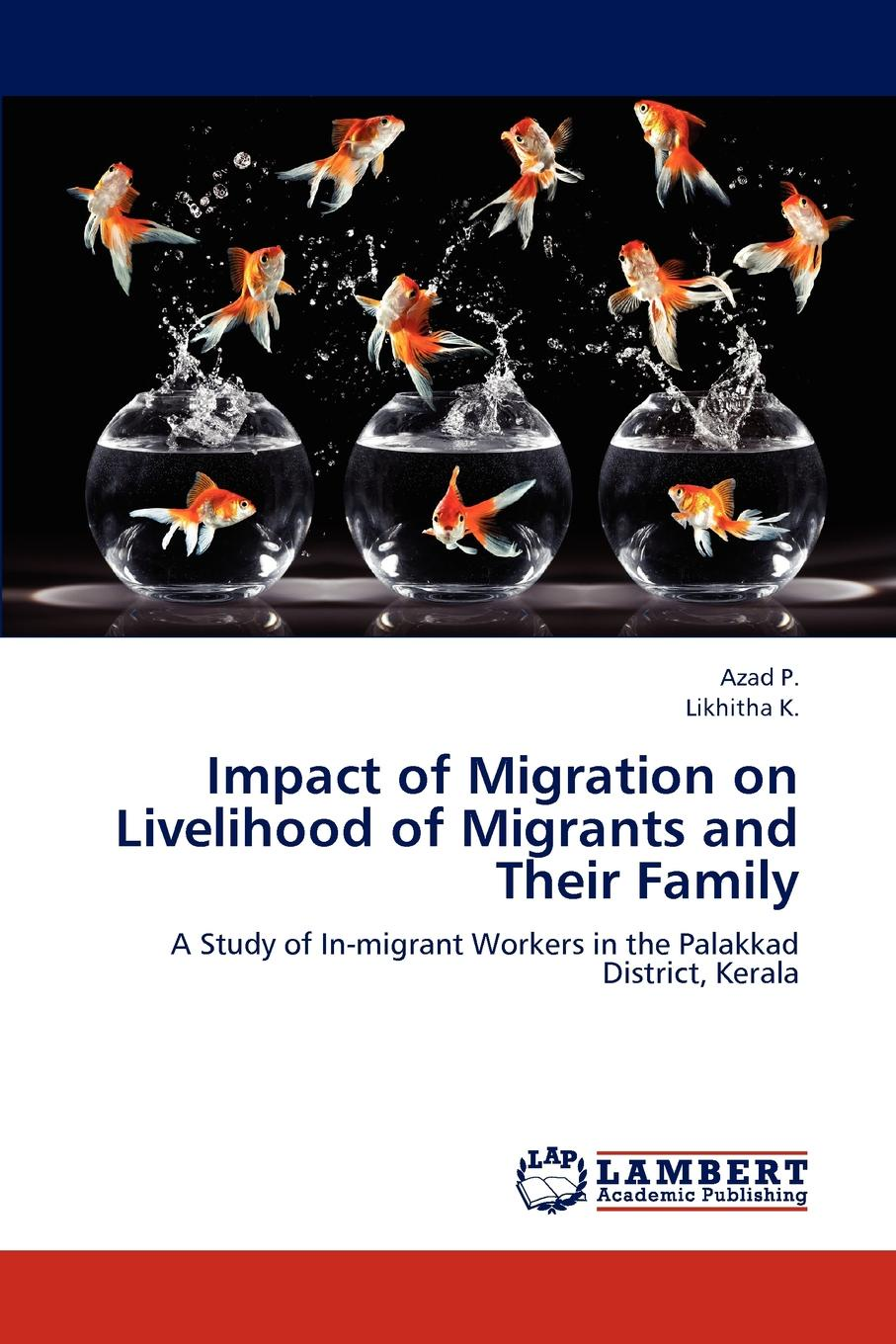 Фото - Azad P., Likhitha K. Impact of Migration on Livelihood of Migrants and Their Family agrarian distress and changing rural livelihoods in kerala