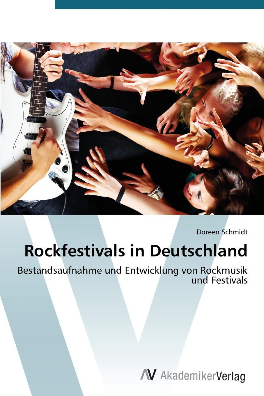 Schmidt Doreen Rockfestivals in Deutschland festivals ne bk
