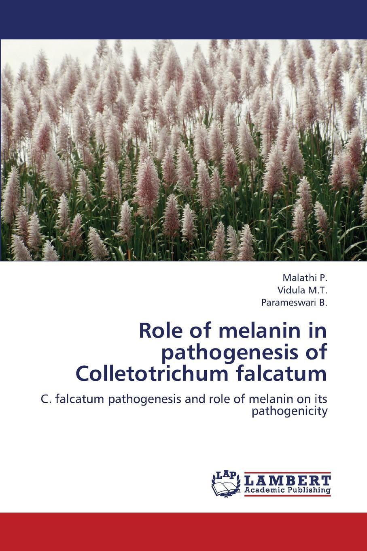 P. Malathi, M. T. Vidula, B. Parameswari Role of Melanin in Pathogenesis of Colletotrichum Falcatum миксер first austria fa 5259 3