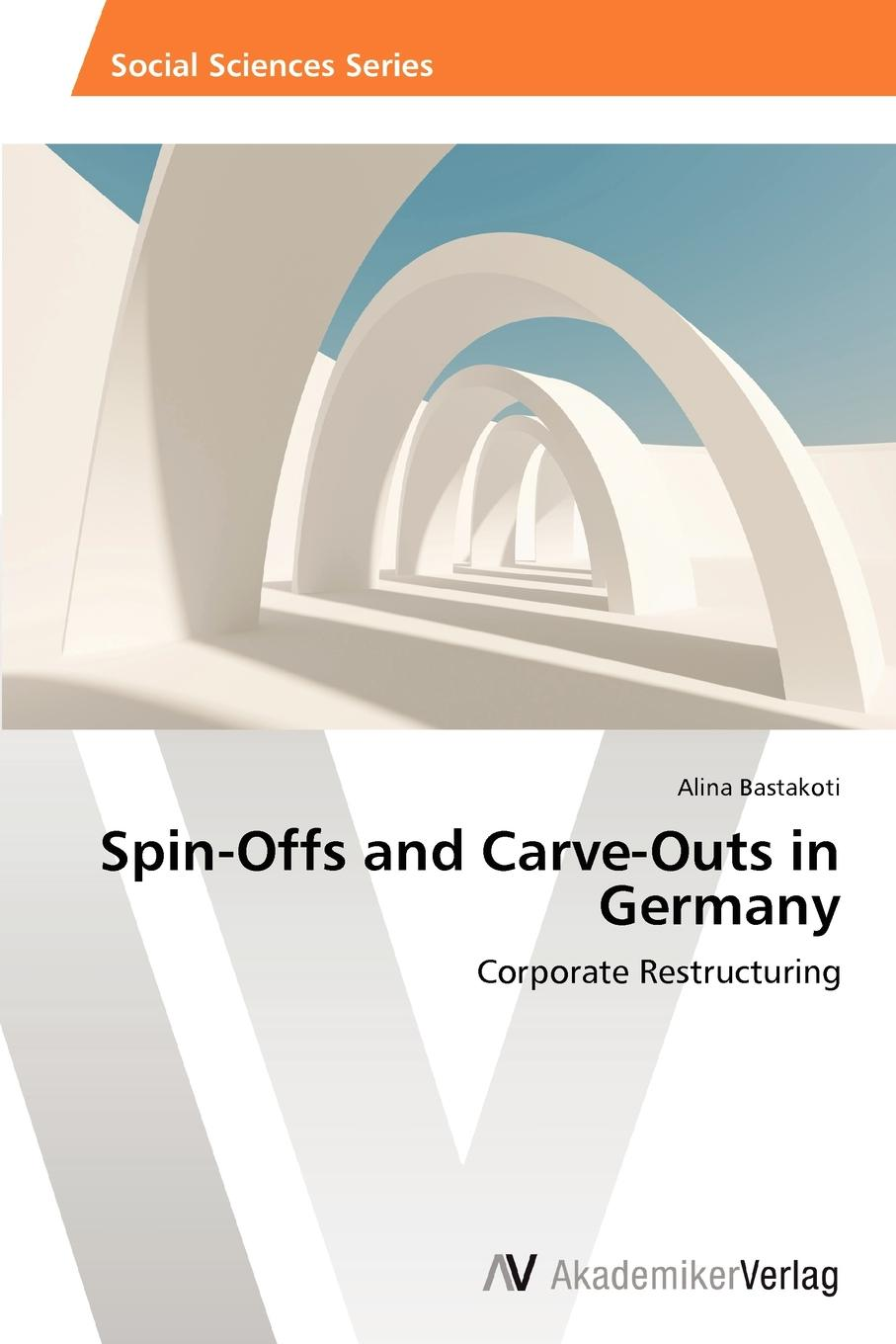 Фото - Bastakoti Alina Spin-Offs and Carve-Outs in Germany around the world in cut outs