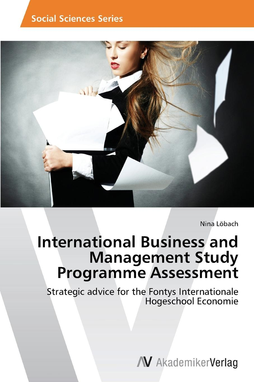 цены на Löbach Nina International Business and Management Study Programme Assessment  в интернет-магазинах