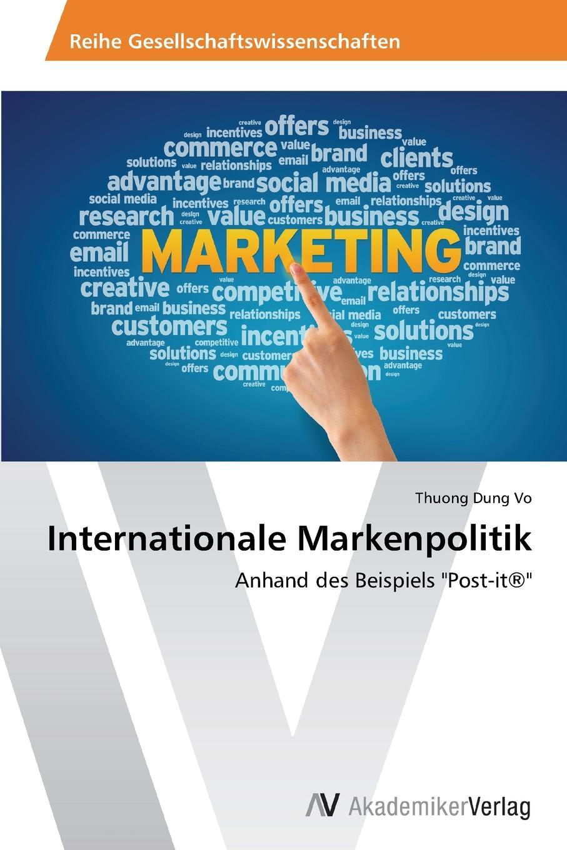 Vo Thuong Dung Internationale Markenpolitik vo thuong dung internationale markenpolitik