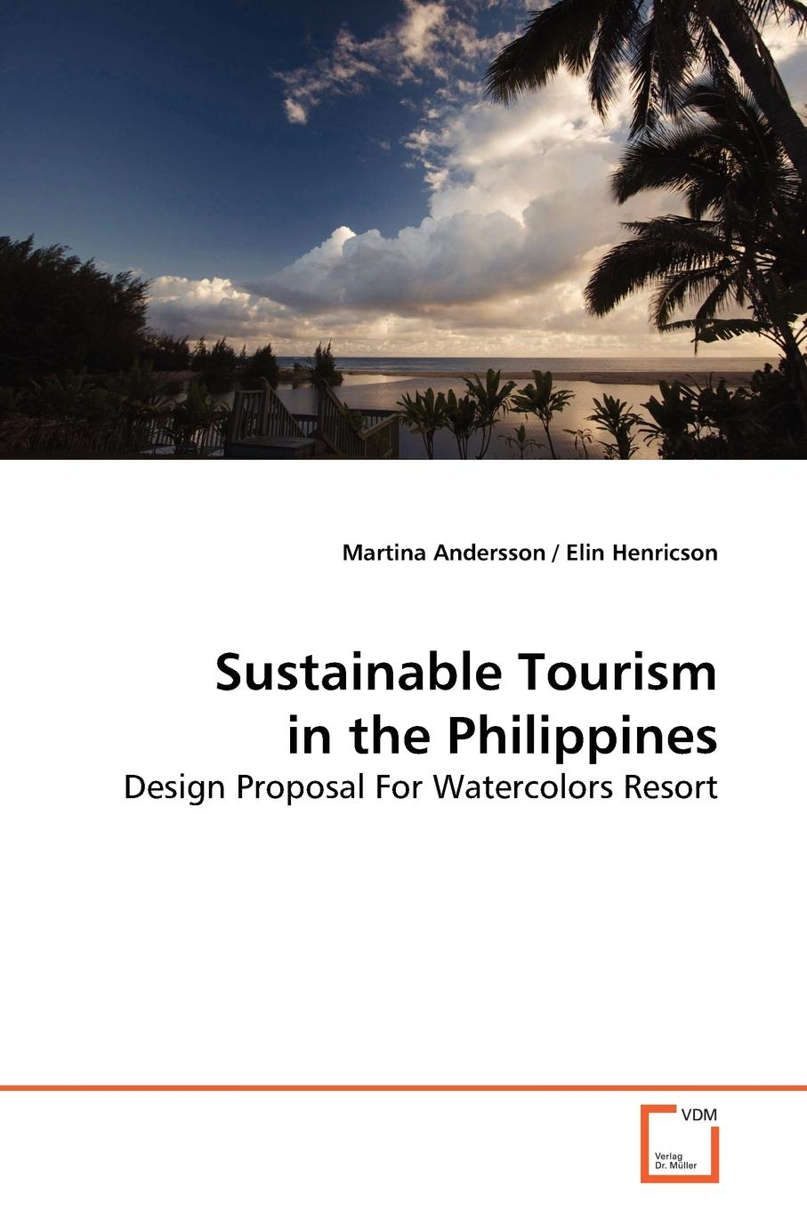 Martina Andersson Sustainable Tourism in the Philippines