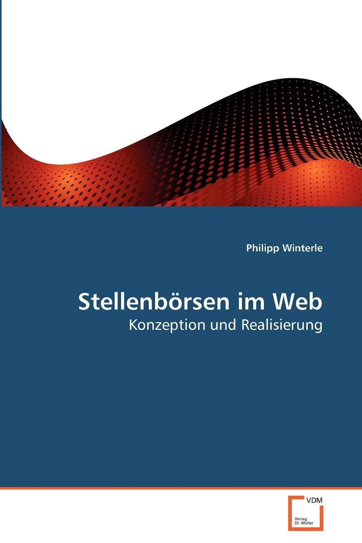 цена Winterle Philipp Stellenborsen im Web онлайн в 2017 году
