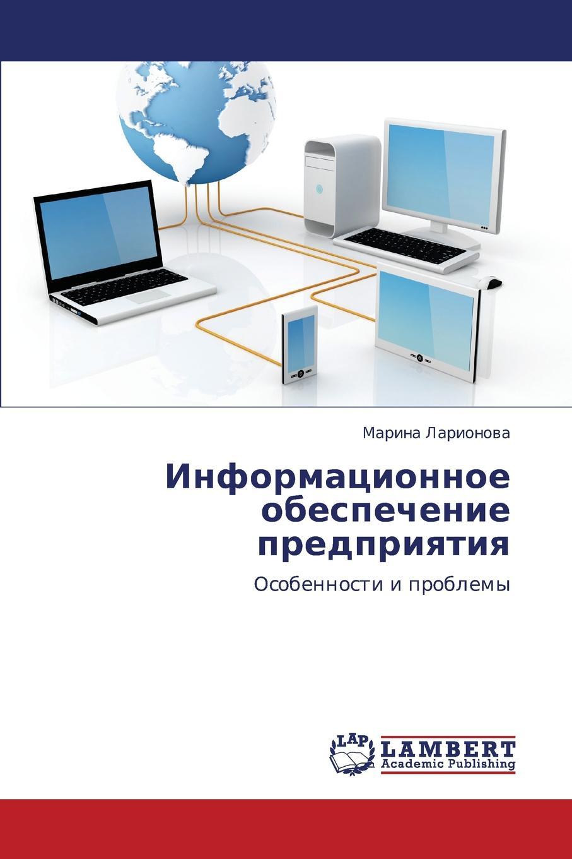 Larionova Marina Informatsionnoe Obespechenie Predpriyatiya