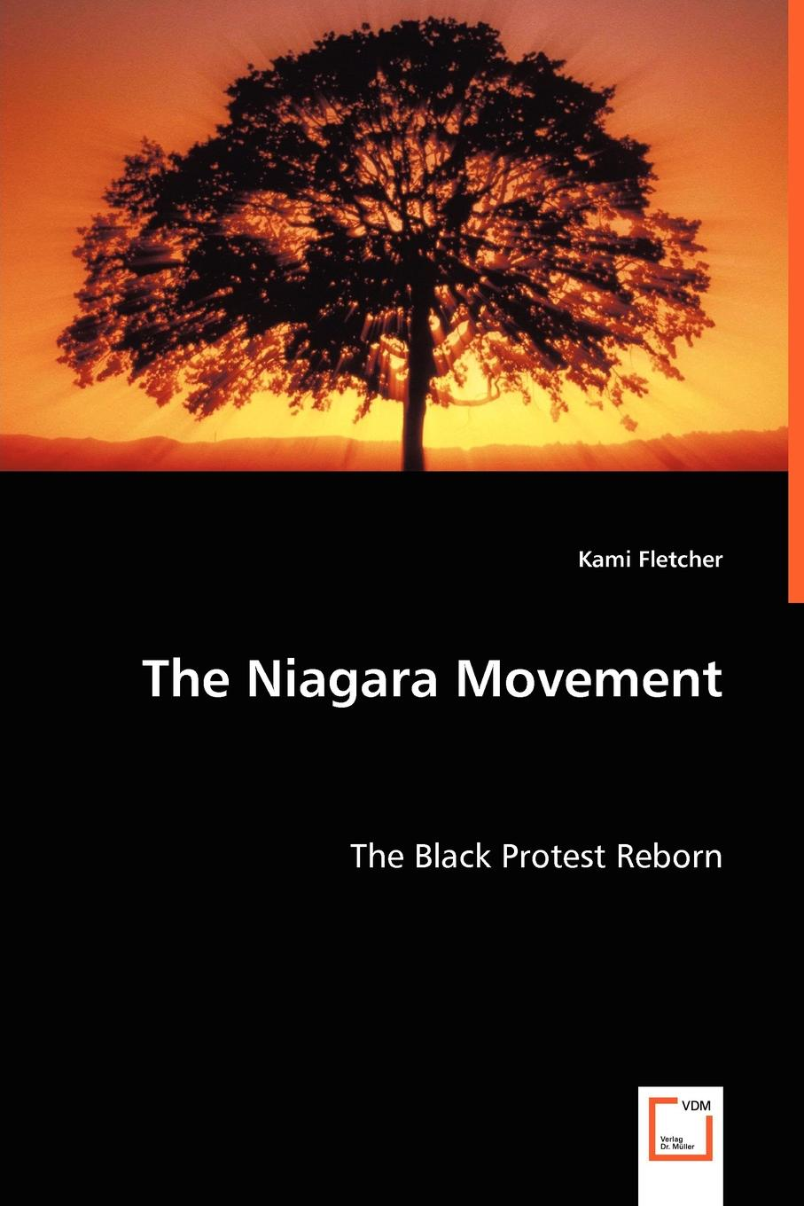 Kami Fletcher The Niagara Movement - The Black Protest Reborn barrow tzs1 a02 yklzs1 t01 g1 4 white black silver gold acrylic water cooling plug coins can be used to twist the