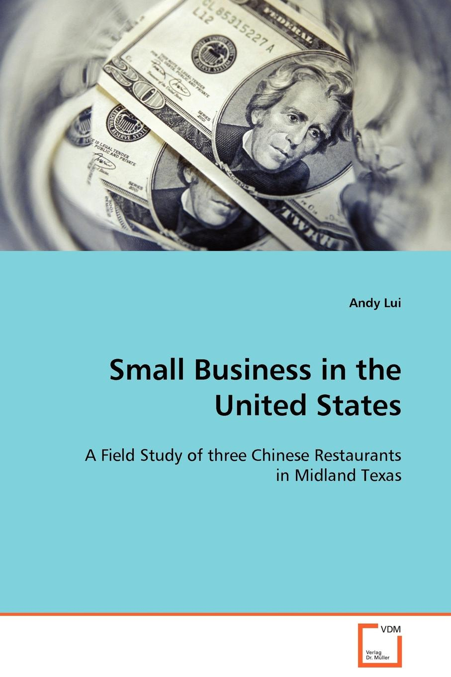 Andy Lui Small Business in the United States цена