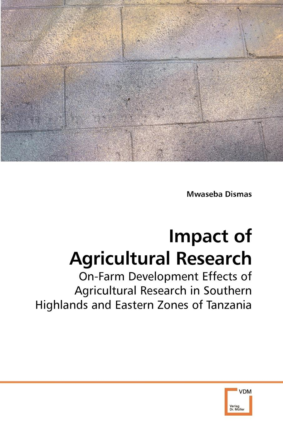 Mwaseba Dismas Impact of Agricultural Research sarah musau a distant dream exploring the impact of women rights on tanzania s development