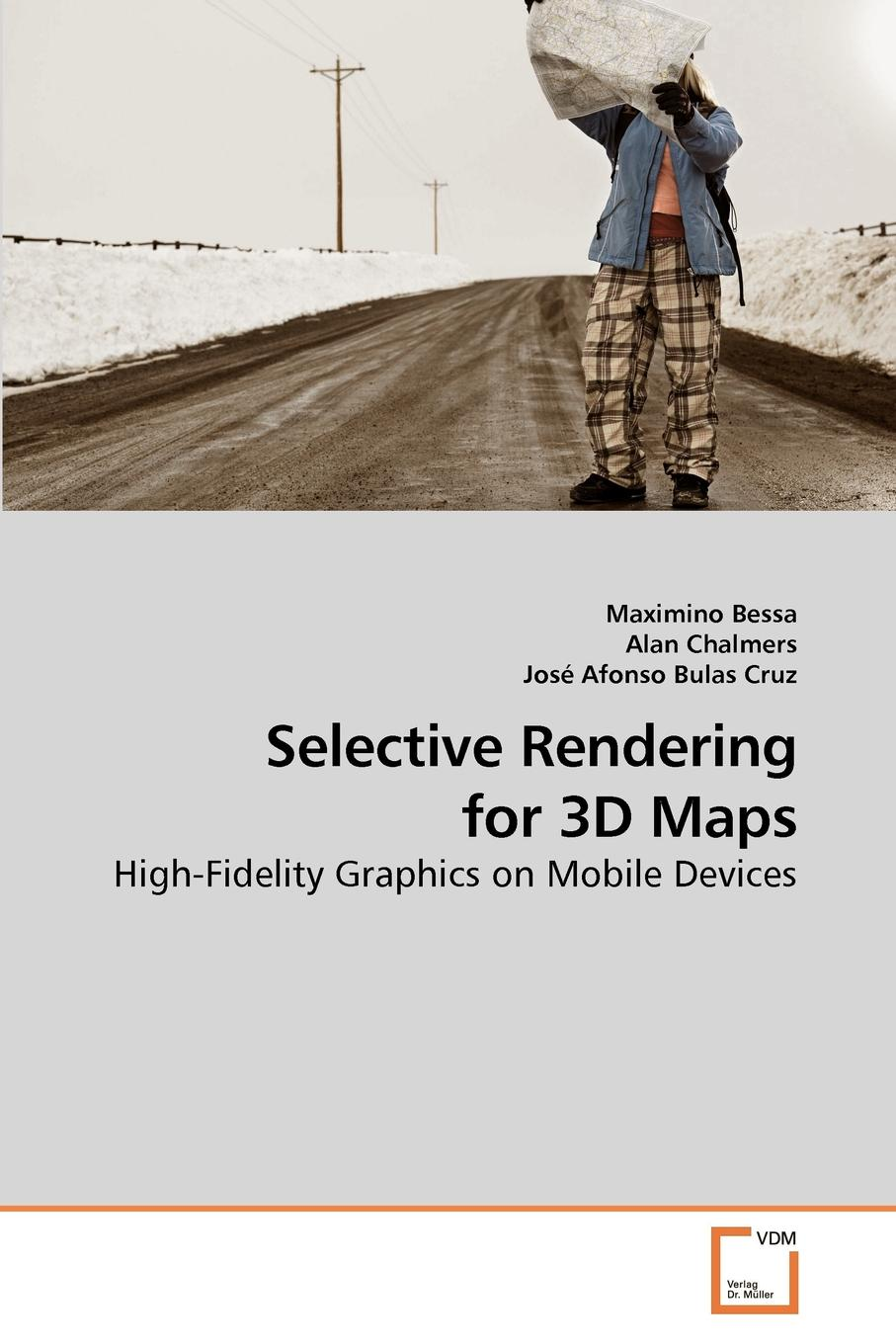 Maximino Bessa Selective Rendering for 3D Maps high quality 3d printer