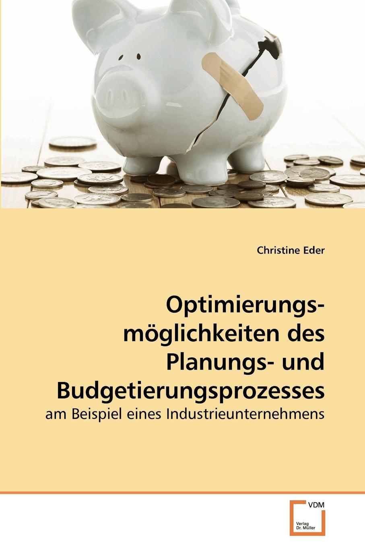 Christine Eder Optimierungs- moglichkeiten des Planungs- und Budgetierungsprozesses steven behrend welche moglichkeiten bietet das bedingungslose grundeinkommen um die bedarfsgerechtigkeit in deutschland zu verbessern