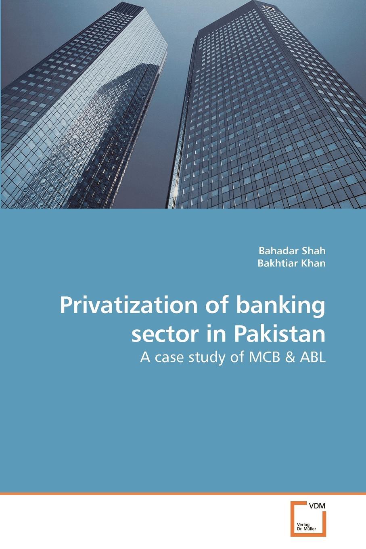 Bahadar Shah, Bakhtiar Khan Privatization of banking sector in Pakistan productivity and economies in pakistan s commercial banking sector