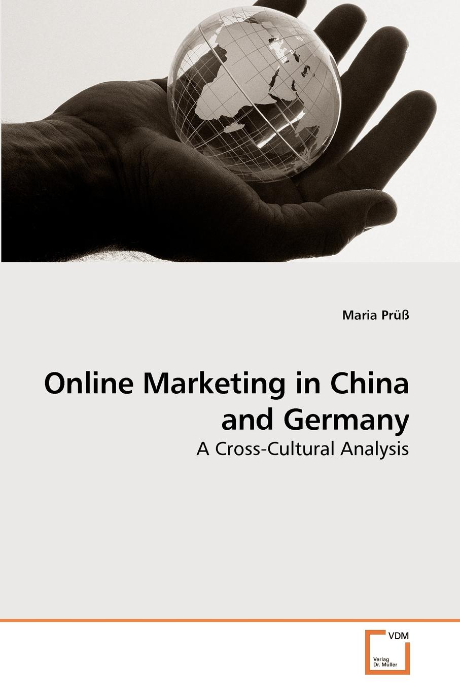 Maria Prüß Online Marketing in China and Germany скальп петуха veniard chinese cock cape
