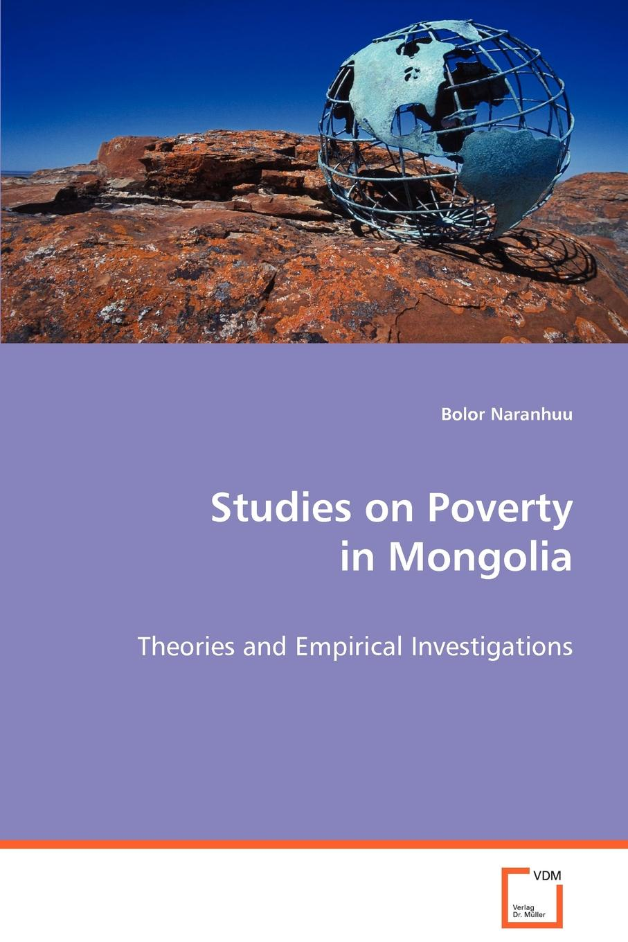 Bolor Naranhuu Studies on Poverty in Mongolia micro perspectives on poverty alleviation in kenya