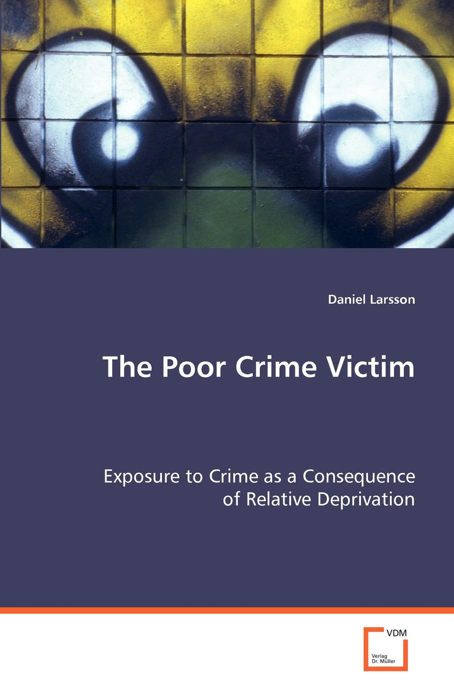 Daniel Larsson The Poor Crime Victim katarzyna szydlowska what are the major problems facing vaxess technologies