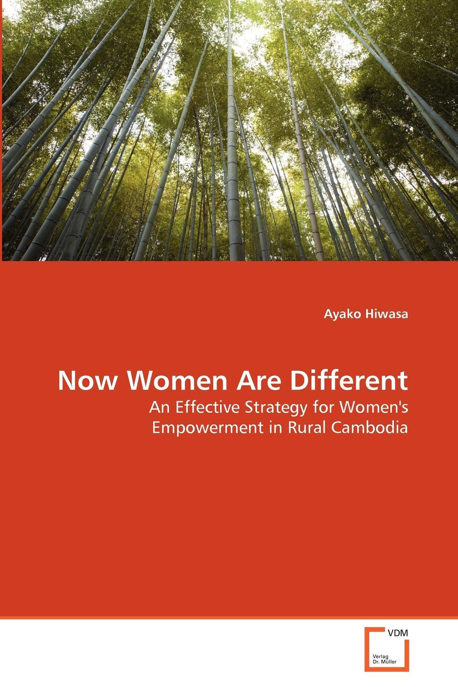 Ayako Hiwasa Now Women Are Different