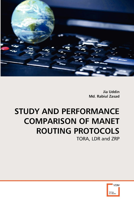 цены на Jia Uddin, Md. Rabiul Zasad STUDY AND PERFORMANCE COMPARISON OF MANET ROUTING PROTOCOLS  в интернет-магазинах