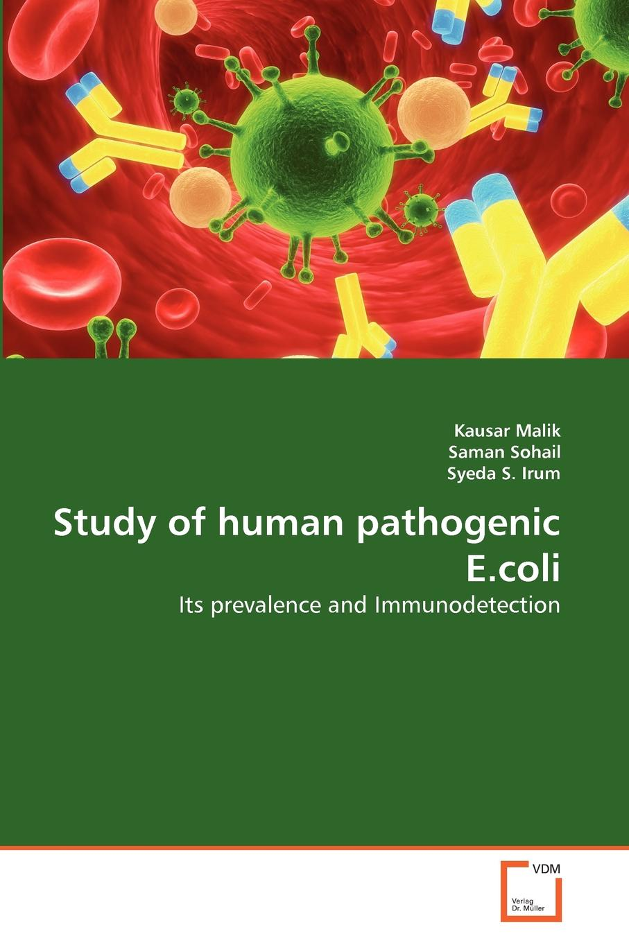 Kausar Malik, Saman Sohail, Syeda S. Irum Study of human pathogenic E.coli hae soo kwak nano and microencapsulation for foods