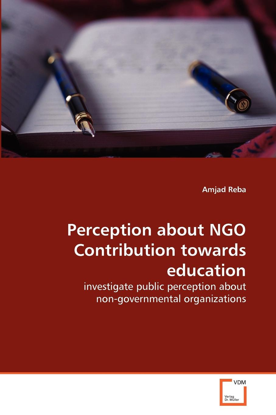 цены Amjad Reba Perception about NGO Contribution towards education