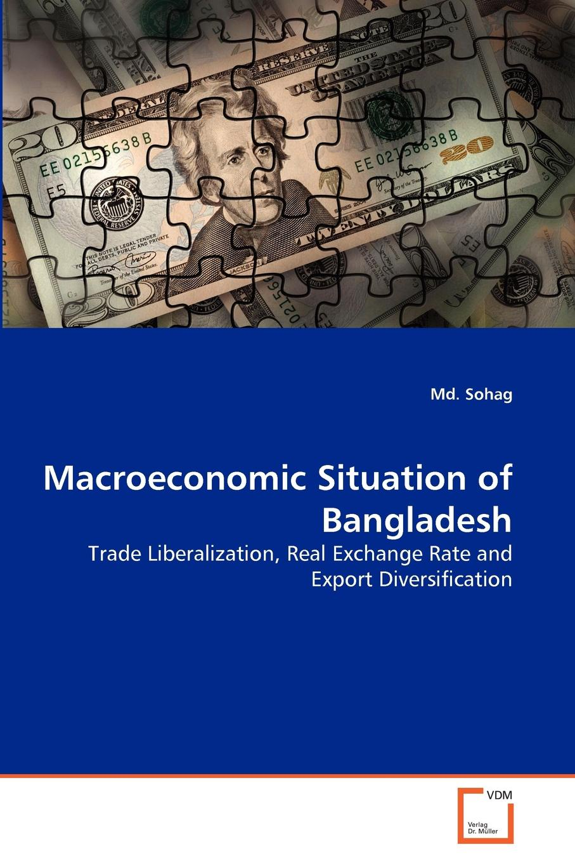 Md. Sohag Macroeconomic Situation of Bangladesh bangladesh