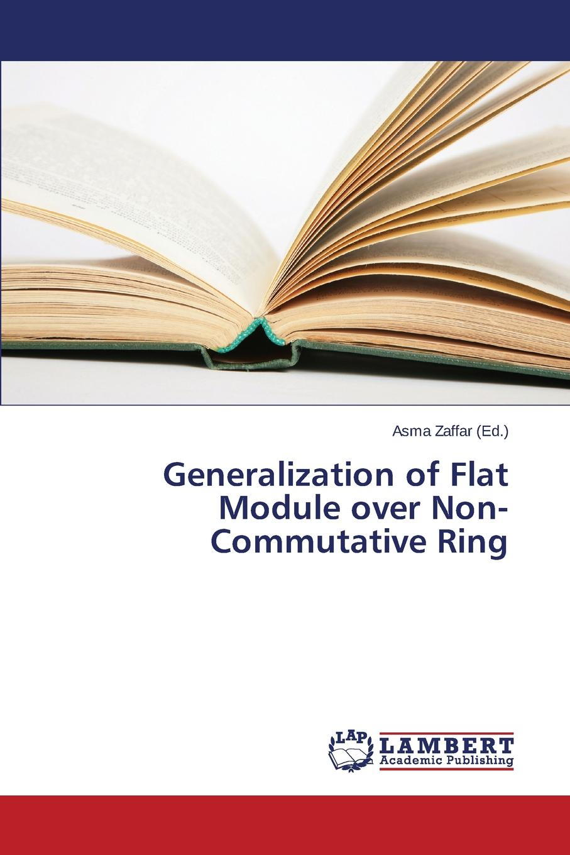 Generalization of Flat Module Over Non-Commutative Ring free shipping siv2004 siv2004a module 2pcs lot in stock ic