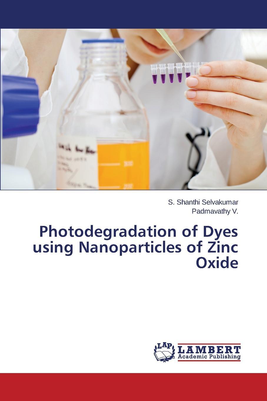 Selvakumar S. Shanthi, V. Padmavathy Photodegradation of Dyes Using Nanoparticles of Zinc Oxide shiying w8104 women s fashion rhinestone inlaid zinc alloy pendant necklace golden